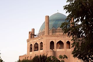 Dome of Soltaniyeh Iranian national heritage site