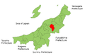 Gosen Niigata Map.png
