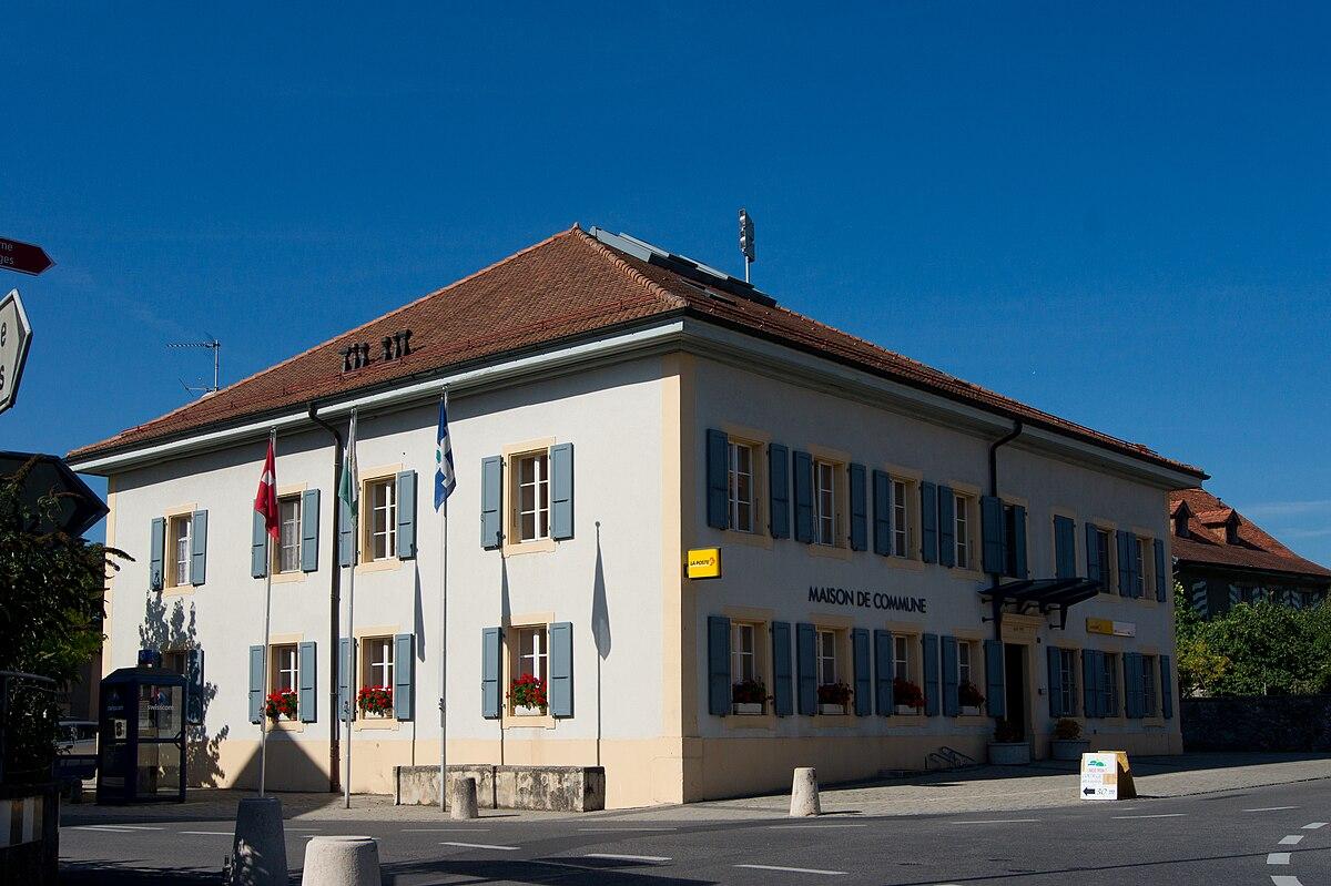 Goumoens la ville wikipedia for Piscine mantes la ville
