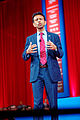 Governor of Louisiana Bobby Jindal at CPAC 2015 by Michael S. Vadon 05.jpg
