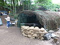 Græsted Veterantræf 2014 - Military lair 04.JPG