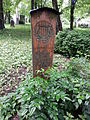 Grab Sophie Menter alter Südfriedhof München Mai 2014.jpg
