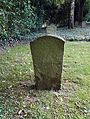 Grabstein auf dem Soldatenfriedhof Ittenbach - неизвестный (unbekannt).jpg