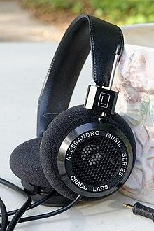 13447b030dc Headphones, Alessandro Music Series, MS-1