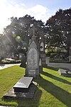 foto van Grafmonument op kerkhof