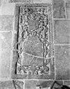 grafsteen in de zuid kooromgang - arnhem - 20024701 - rce