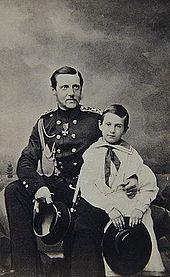 Grand Duke Konstantin Nikolayevich Of Russia Wikipedia