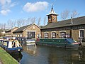 Grand Union Canal, The Bulbourne Workshops - geograph.org.uk - 1515111.jpg