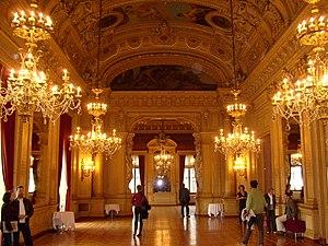 Grand Théâtre de Genève - Grand Foyer