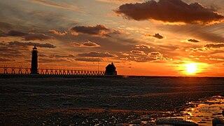 Grand Haven, Michigan City in Michigan, United States