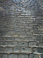 Granite setts in Kyle Place, Abbeyhill - geograph.org.uk - 1731064.jpg