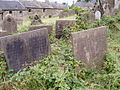 Gravestones in Longnor Churchyard - geograph.org.uk - 212440.jpg