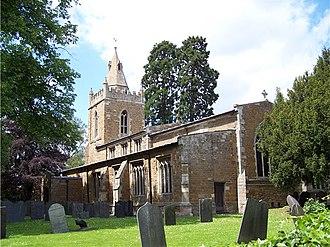 Great Bowden - Great Bowden parish church