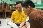 Green Bay Sailors interact with orphange children in Kota Kinabalu, Malaysia 161017-N-XM324-082.jpg