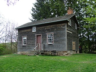 Ancaster, Ontario - The historic 1834 Griffin House