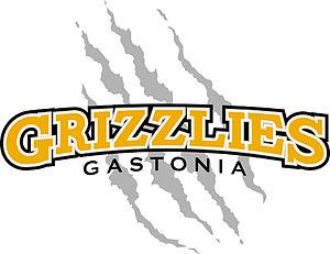 Gastonia Grizzlies - Gastonia Grizzlies Logo