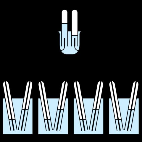 Erarbeitung von Materialkennwerten für die Dauerstandfestigkeit zementgebundener Systeme 1976