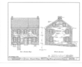 Grumblethorpe Tenant House, 5269 Germantown Avenue, Philadelphia, Philadelphia County, PA HABS PA,51-GERM,24- (sheet 4 of 9).png