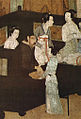 Gu Hongzhong's Night Revels, Detail 2.jpg