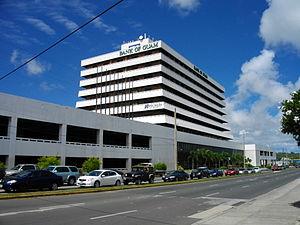 Guam ITC building