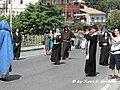 """Guardia Sanframondi (BN), 2003, Riti settennali di Penitenza in onore dell'Assunta, la rappresentazione dei """"Misteri"""". - Flickr - Fiore S. Barbato (72).jpg"""