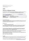 Guidelines for Review ofWikipedia Articles Cradle of Human Kind Adukaite.pdf