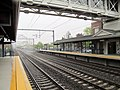 Guilford station platforms, May 2013.JPG