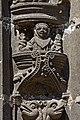 Guimiliau - Enclos paroissial - le portail - Statue du piédroit - PA00089998 - 014.jpg