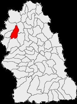 Vị trí của Gurasada