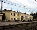 Gurjaani railway station.jpg