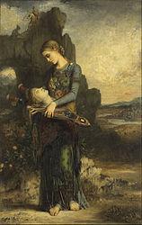 Gustave Moreau: Orphés