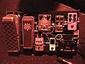 Guthrie Govan's Aristocrats pedalboard (U.S. tour).jpg