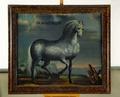 """Hästporträtt """"Oldenburgen"""" - Skoklosters slott - 22413.tif"""
