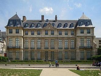 Musée Picasso - Picasso Museum, Paris, (Hotel Salé, 1659)