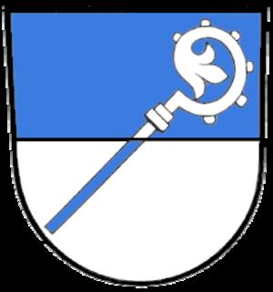 Hüttisheim - Image: Hüttisheim Wappen