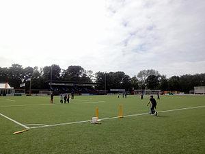 Sportpark Nieuw Hanenburg - Image: H.V. & C.V. Quick 06
