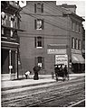 H. Kassel's Saloon on an unidentified street corner.jpg
