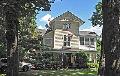 Haskell's Bloomfield Villa