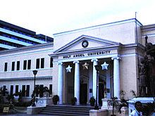 Holy Angel University - Wikipedia