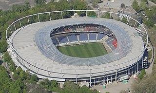 Niedersachsenstadion football stadium in Hanover