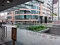 HK 中環 Central 國際金融中心商場 IFC mall Exchange Square morning August 2019 SSG 11.jpg