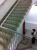File:HK Fa Yuen Street Municipal Services Building 旺角 花園街市政大廈 Mongkok stairs interior June-2013 (1).JPG