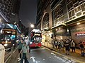 HK Sai Ying Pun Des Voeux Road West Water Street traffic jam due to illegal car parking October 2020 SS2 09.jpg
