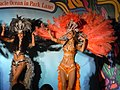 HK TST night 柏麗購物大道 Park Lane Shopper's Boulevard 巴西 Brasil 森巴舞娘 Samba female dancers Nov-2010 R2.JPG