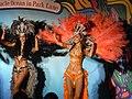 HK TST night 柏麗購物大道 Park Lane Shopper's Boulevard 巴西 Brasil 森巴舞娘 Samba female dancers Nov-2010 R2.JPG