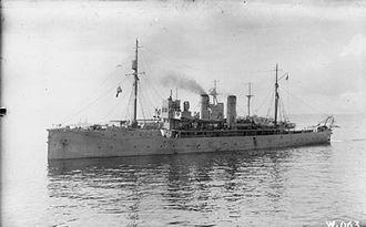 Acacia-class sloop - Image: HMS Acacia IWM SP 000518