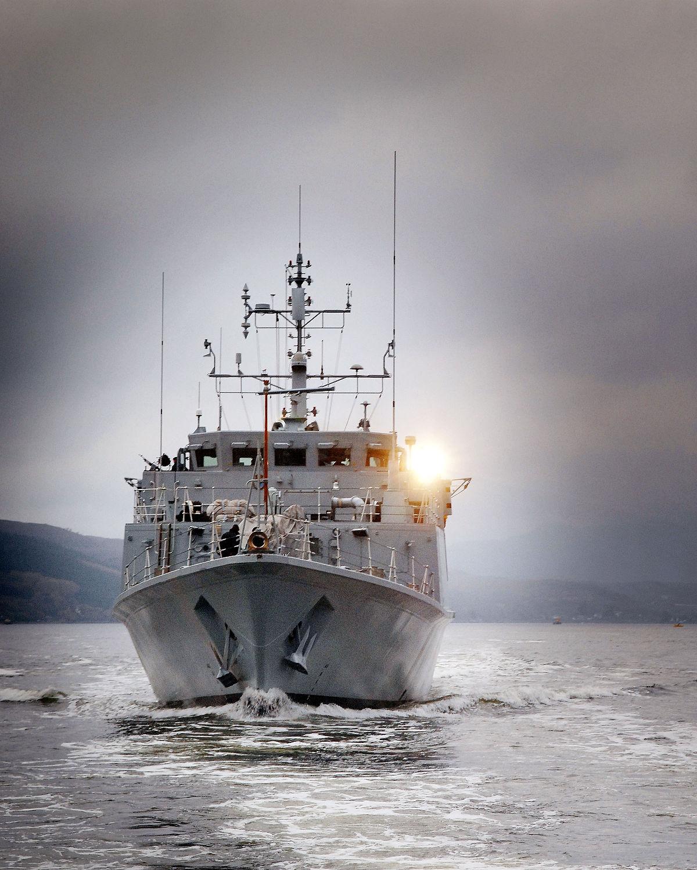 HMS Blyth (M111) - Wikipedia