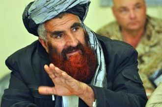 Helmand and Arghandab Valley Authority - Haji Khan Agha, current director the HAVA