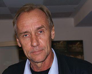 Håkan Nesser Swedish writer