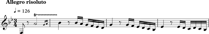 File:Hammeklavier fugue subject, first four bars.png